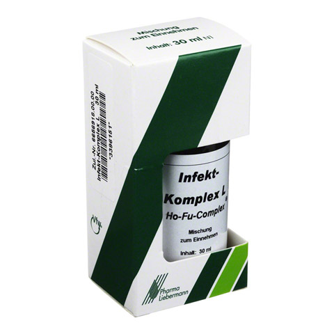 INFEKT Komplex L Ho-Fu-Complex Tropfen 30 Milliliter