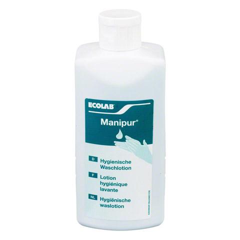MANIPUR Waschlotion Spenderflasche 500 Milliliter