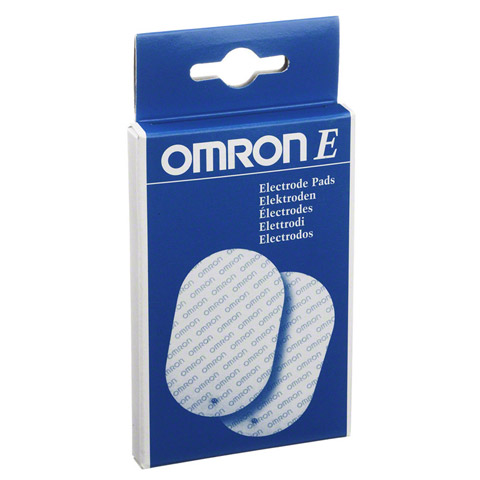 OMRON E1 Elektroden 2 Stück