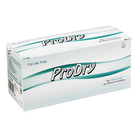 PRODRY Aktivschutz Inkontinenz Vaginaltampon 10 Stück