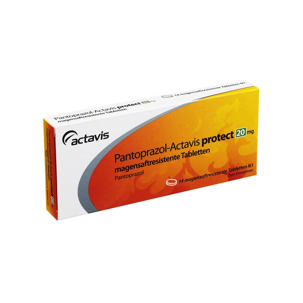 pantoprazol actavis protect 20 mg magensaftr tabl 14. Black Bedroom Furniture Sets. Home Design Ideas
