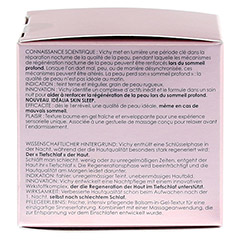 VICHY IDEALIA Skin Sleep Nachtcreme 50 Milliliter - Linke Seite