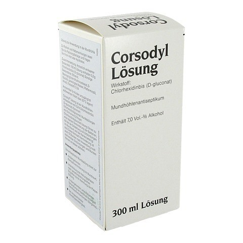 Corsodyl 300 Milliliter
