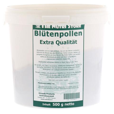 BLÜTENPOLLEN Extra Qualität Granulat 500 Gramm