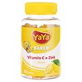 YAYA BÄREN Vitamin C+Zink Zitrone 60 Stück