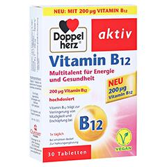 DOPPELHERZ Vitamin B12 Tabletten 30 Stück