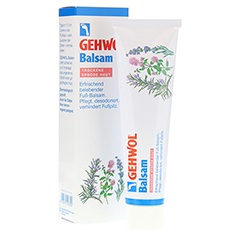 GEHWOL Balsam f.trockene Haut 125 Milliliter