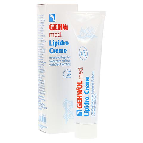 GEHWOL MED Lipidro Creme 125 Milliliter