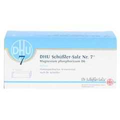 DHU Schüßler-Salze Heiße 7 als Sachet 10 Stück N1 - Vorderseite