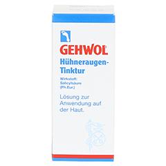 GEHWOL Hühneraugen-Tinktur 15 Milliliter - Vorderseite