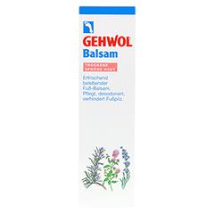 GEHWOL Balsam f.trockene Haut 125 Milliliter - Vorderseite