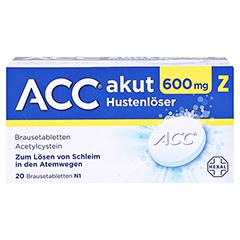 ACC akut 600mg Z Hustenlöser 20 Stück N1 - Vorderseite