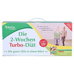 YOKEBE 2 Wochen-Diät-Paket 1750 Gramm - Vorderseite