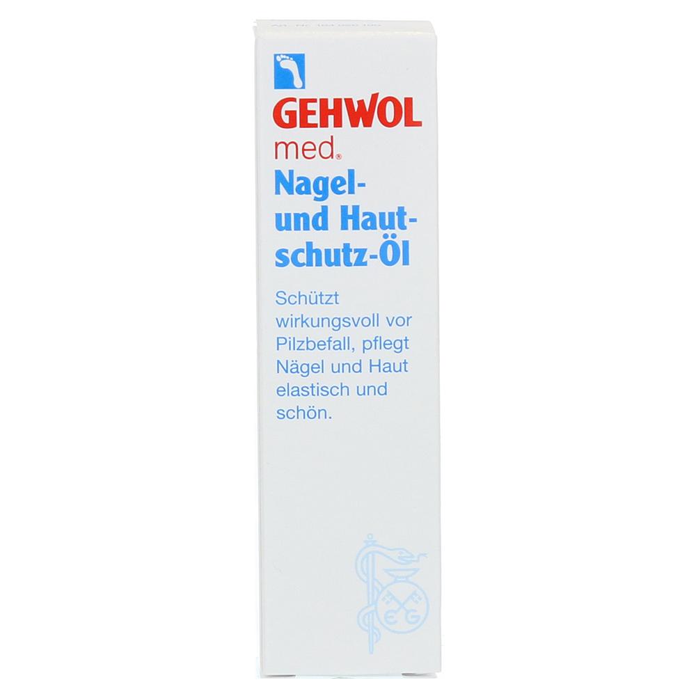 GEHWOL MED Nagel- und Hautschutzöl 15 Milliliter online bestellen ...