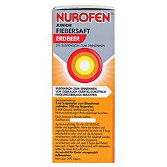 Nurofen Junior Fiebersaft Erdbeer 2% 100 Milliliter N1 - Linke Seite
