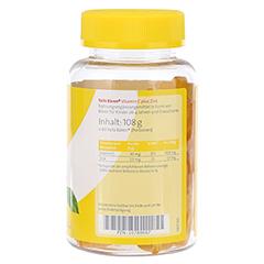 YAYA BÄREN Vitamin C+Zink Zitrone 60 Stück - Linke Seite