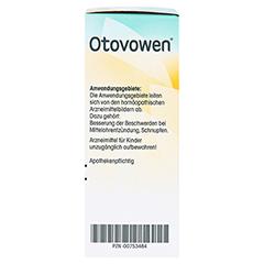 Otovowen 30 Milliliter - Linke Seite