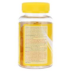 YAYA BÄREN Vitamin C+Zink Zitrone 60 Stück - Rechte Seite