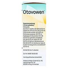 Otovowen 50 Milliliter - Rechte Seite