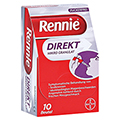 Rennie Direkt Mikro Granulat zuckerfrei 10 Stück