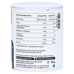 Raab D-Mannose Pulver 90 Gramm - Linke Seite