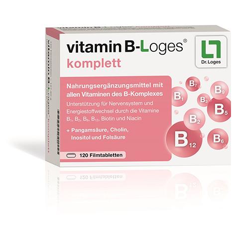 vitamin B-Loges komplett 120 Stück