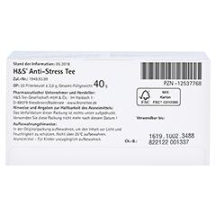 H&S Anti-Stress Tee 20x2.0 Gramm - Unterseite