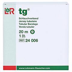 TG Schlauchverband Gr.9 20 m weiß 1 Stück - Vorderseite