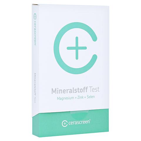 CERASCREEN Mineralstoff-Analyse Test 1 Stück