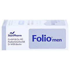 Folio men Tabletten 30 Stück - Rechte Seite