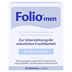 Folio men Tabletten 30 Stück - Vorderseite