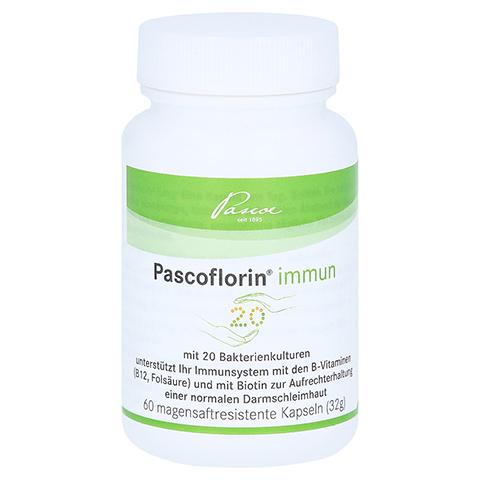 PASCOFLORIN immun Kapseln 60 Stück