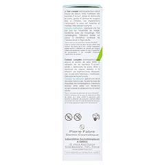 A-DERMA Phys-AC GLOBAL Pflegecreme 40 Milliliter - Linke Seite
