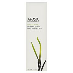 AHAVA Plants Shower and Bath Oil 250 Milliliter - Vorderseite