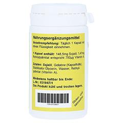 Vitamin A Kapseln 200 Stück - Rechte Seite