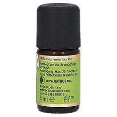 PRIMAVERA Benzoe Siam Bio ätherisches Öl 5 Milliliter - Rechte Seite