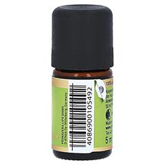 LITSEA Bio Öl ätherisch 5 Milliliter - Linke Seite