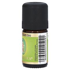 BENZOE Siam Bio ätherisches Öl 5 Milliliter - Linke Seite