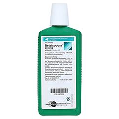 Betaisodona 500 Milliliter N3 - Vorderseite