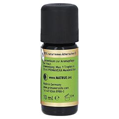 LITSEA Bio Öl ätherisch 10 Milliliter - Rechte Seite