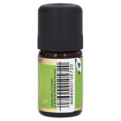 PRIMAVERA Rosenholz Bio ätherisches Öl 5 Milliliter - Linke Seite