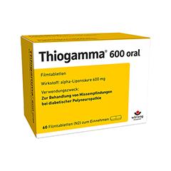 Thiogamma 600 oral 60 Stück N2