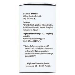 Mariendistel ÖL 500 mg Kapseln 60 Stück - Rechte Seite