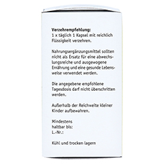 Mariendistel ÖL 500 mg Kapseln 60 Stück - Linke Seite