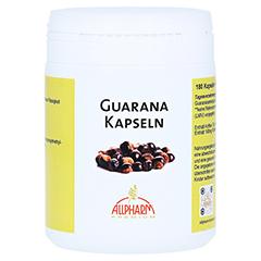 Guarana Kapseln 180 Stück