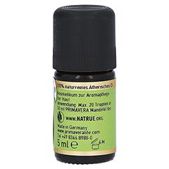 PRIMAVERA Blutorange kbA ätherisches Öl 5 Milliliter - Rechte Seite