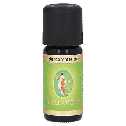 PRIMAVERA Bergamotte kbA ätherisches Öl 10 Milliliter
