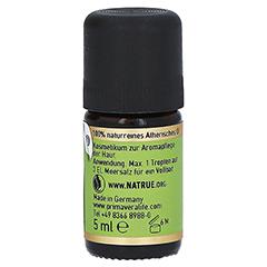PRIMAVERA Bergamotte kbA ätherisches Öl 5 Milliliter - Rechte Seite
