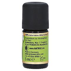 CISTROSE kbA ätherisches Öl 5 Milliliter - Rechte Seite