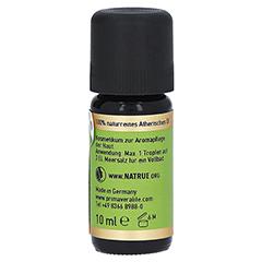 PRIMAVERA Bergamotte kbA ätherisches Öl 10 Milliliter - Rechte Seite